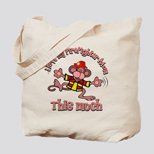 firefighter_mom Tote Bag