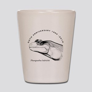 Pheaognathus_hubrichti2.5light Shot Glass