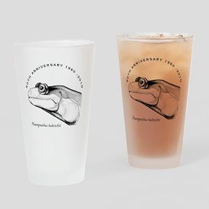Pheaognathus_hubrichti2.5light Drinking Glass