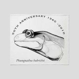 Pheaognathus_hubrichti2.5light Throw Blanket