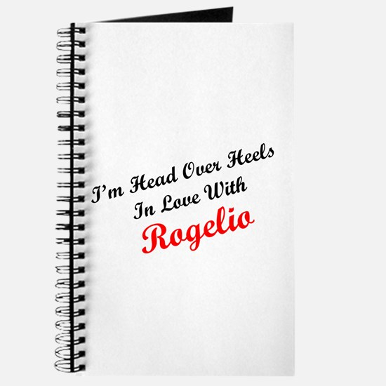 In Love with Rogelio Journal