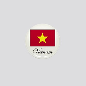 Vietnam Mini Button