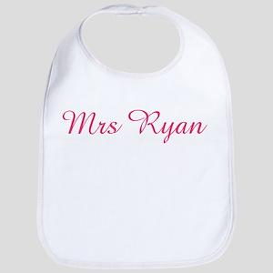 Mrs Ryan Bib