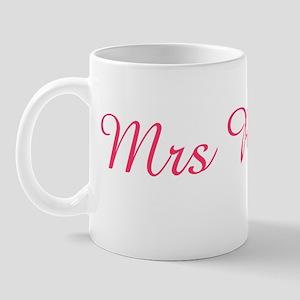 Mrs Ryan Mug