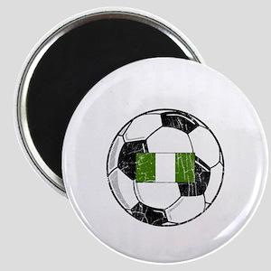 nigeria soccerballGRN Magnet