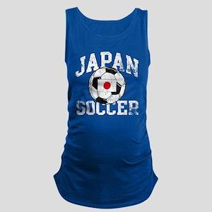 japan soccerballROY Maternity Tank Top
