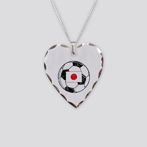 japan soccerballROY Necklace Heart Charm