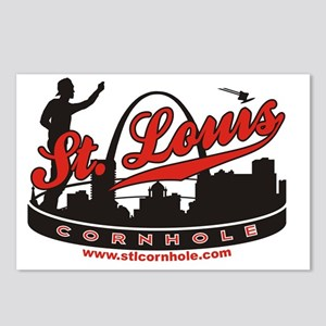 STL-Logo Postcards (Package of 8)
