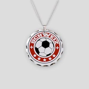 schweiz Necklace Circle Charm