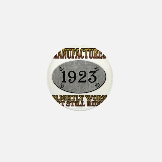 1923 Mini Button