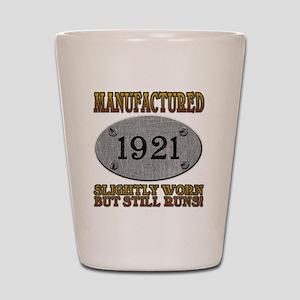1921 Shot Glass