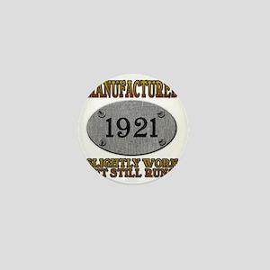 1921 Mini Button