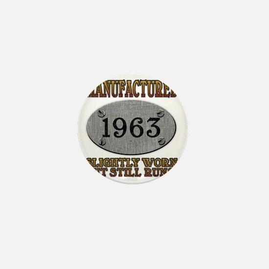 1963 Mini Button