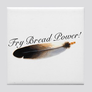 Fry Bread Power Tile Coaster