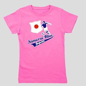 japan soccer Girl's Tee