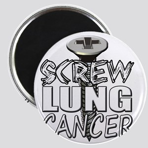 Screw Lung Cancer Magnet