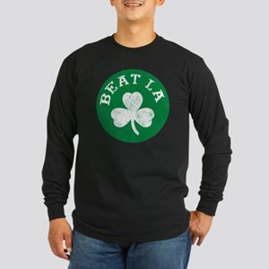 Beat LA Long Sleeve Dark T-Shirt
