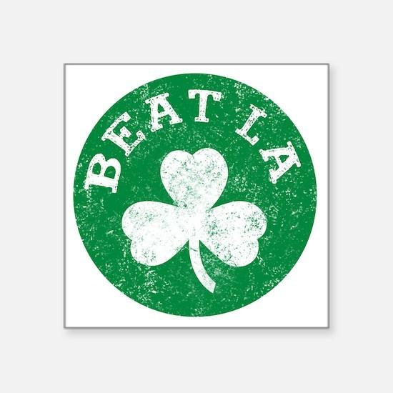 """Beat LA Square Sticker 3"""" x 3"""""""