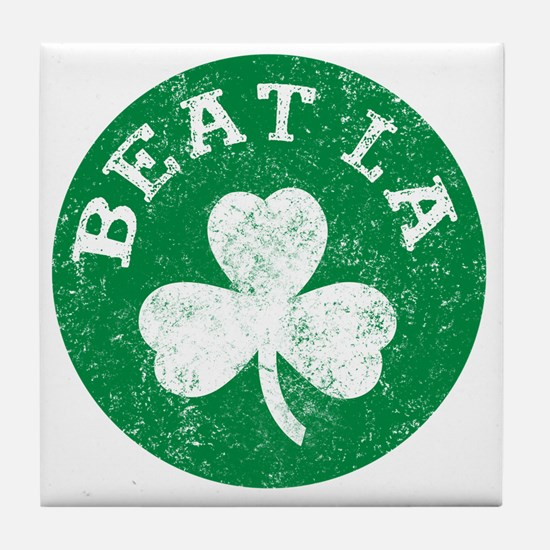 Beat LA Tile Coaster