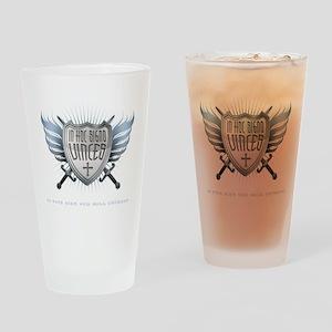 inHocSigno_Dark Drinking Glass