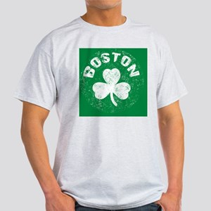 Boston Btn Light T-Shirt