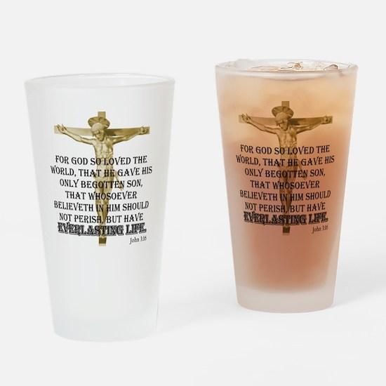 2-everlasting-life Drinking Glass
