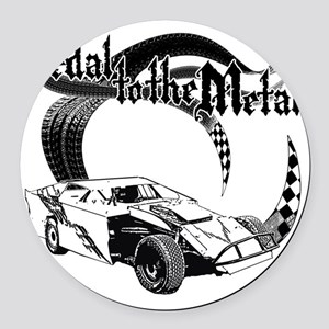 PTTM_DirtMod Round Car Magnet