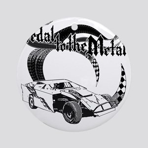 PTTM_DirtMod Round Ornament