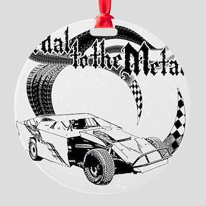 PTTM_DirtMod Round Ornament