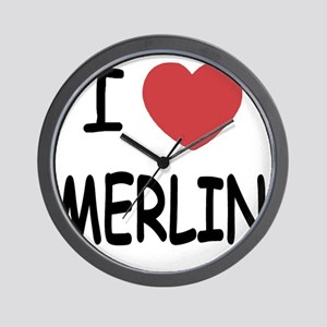 MERLIN01 Wall Clock