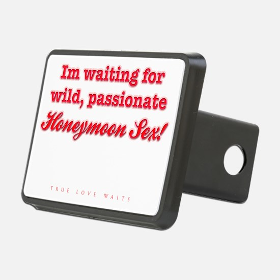 HoneyMoonSexLight Hitch Cover