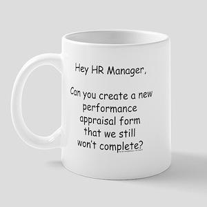 performance appraisal 1 Mugs