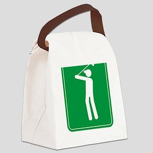 Handicapped copy Canvas Lunch Bag