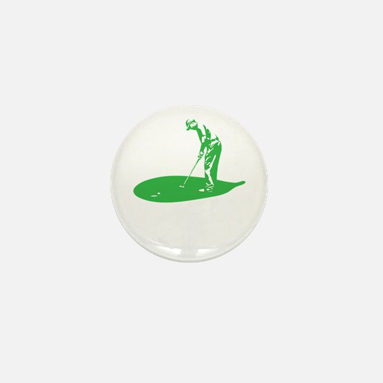 A Golfer's Diet copy Mini Button