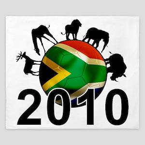 South Africa 9 King Duvet
