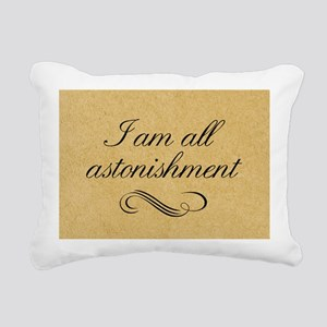i-am-all-astonishment_12 Rectangular Canvas Pillow