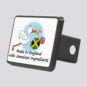 stork baby eng jam 2 Rectangular Hitch Cover