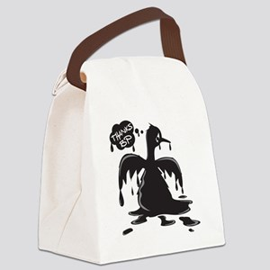 Thanks BP-pillow Canvas Lunch Bag