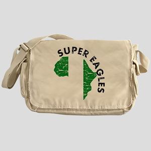 african soccer designs Messenger Bag