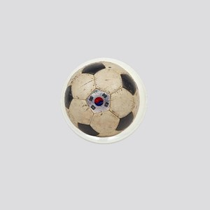 Korea Republic World Cup 4 Mini Button