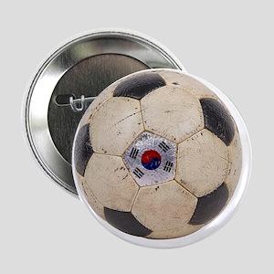 """Korea Republic World Cup 4 2.25"""" Button"""