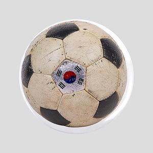 """Korea Republic World Cup 4 3.5"""" Button"""