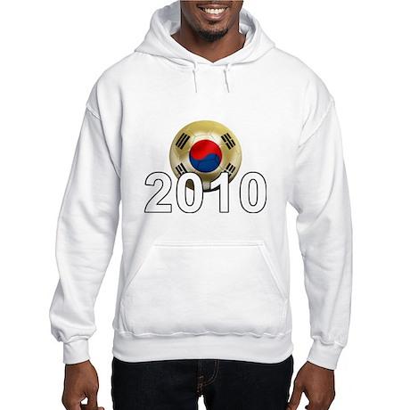 Korea Republic World Cup 9Bk Hooded Sweatshirt