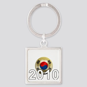 Korea Republic World Cup 9Bk Square Keychain