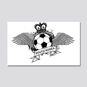 Korea Republic World Cup 5 Car Magnet 20 x 12