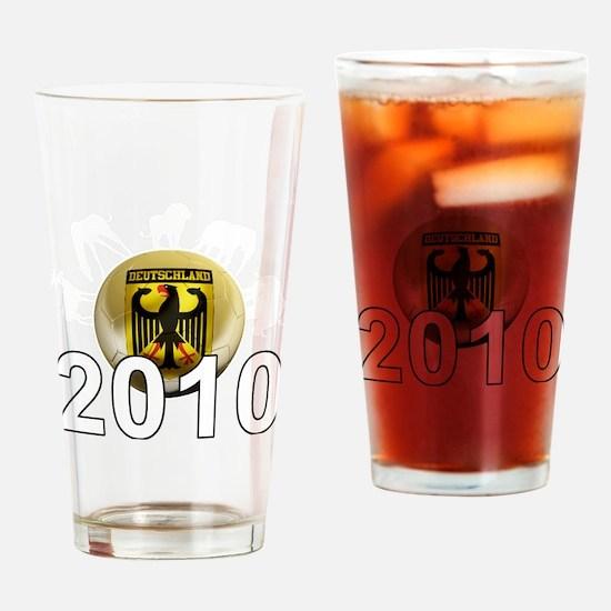 Germany Football5Bk Drinking Glass