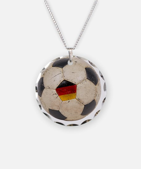 Germany Football6 Necklace