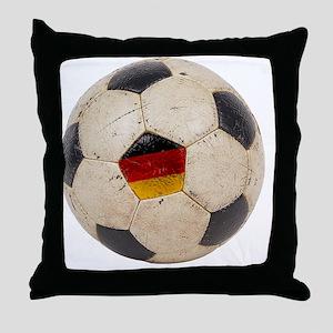 Germany Football6 Throw Pillow