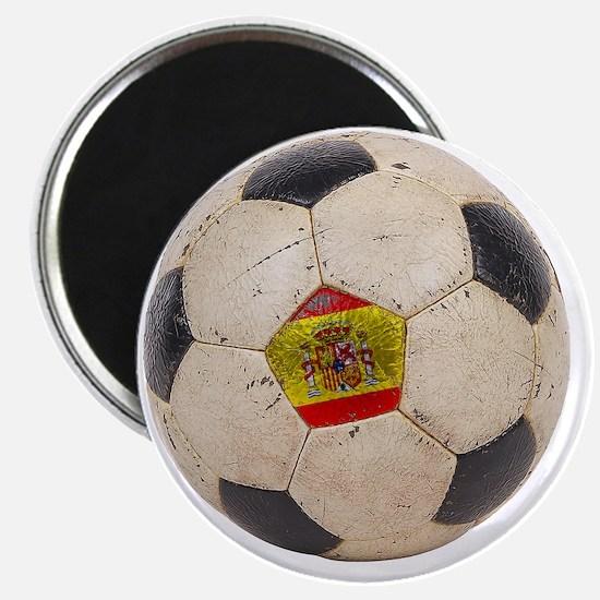 Spain Football3 Magnet