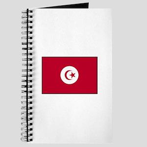 Tunisian Flag Journal